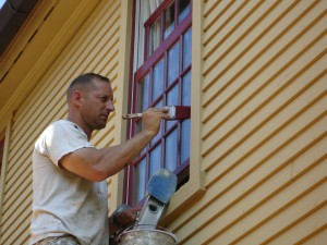 Attention to detail and exceptional customer service make Kevin Palmer Painting the #1 choice of West Hartford, CT and Farmington Valley homeowners seeking the best in interior and exterior house painting services.