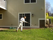 Canton CT Power Washing
