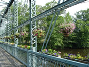 Simsbury Flower Bridge